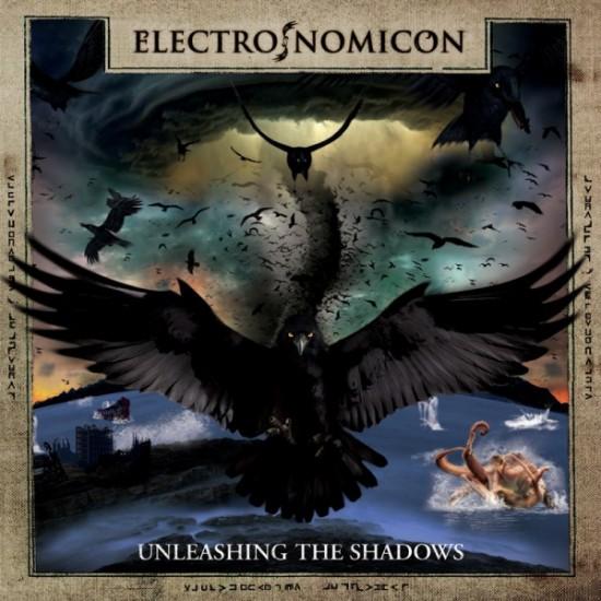 """ELECTRONOMICON """"Unleashing the Shadows"""" CD"""