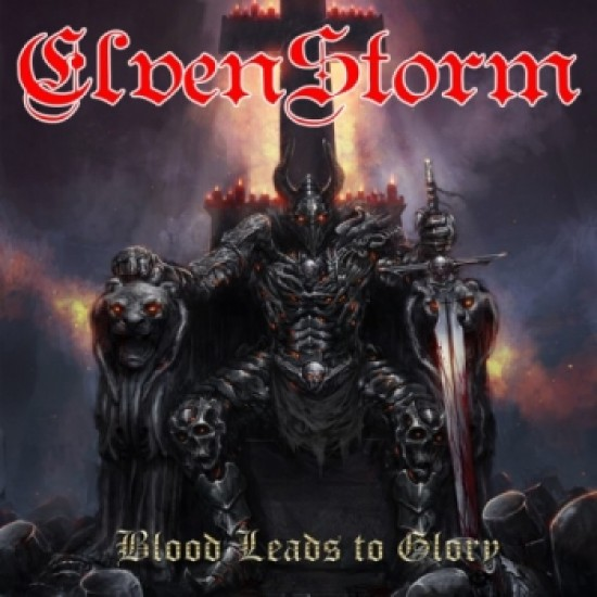 "ELVENSTORM ""Blood Leads to Glory"" CD"