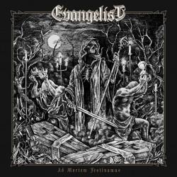 """EVANGELIST """"Ad Mortem Festinamus"""" LP"""