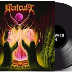 "EVILCULT ""At The Darkest Night"" LP BLACK"