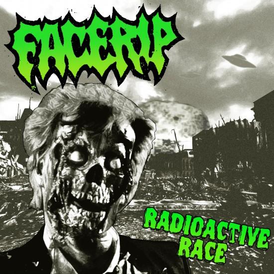 "FACERIP ""Radioactive Rage"" TAPE"