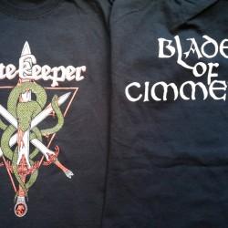 "GATEKEEPER ""Blade Of Cimmeria"" TSHIRT"
