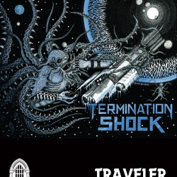 "TRAVELER ""Termination Shock"" TAPE"