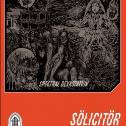 "SÖLICITÖR ""SPECTRAL DEVASTATION"" TAPE + PATCH"