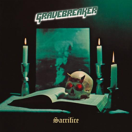 "GRAVEBREAKER ""Sacrifice"" CD"