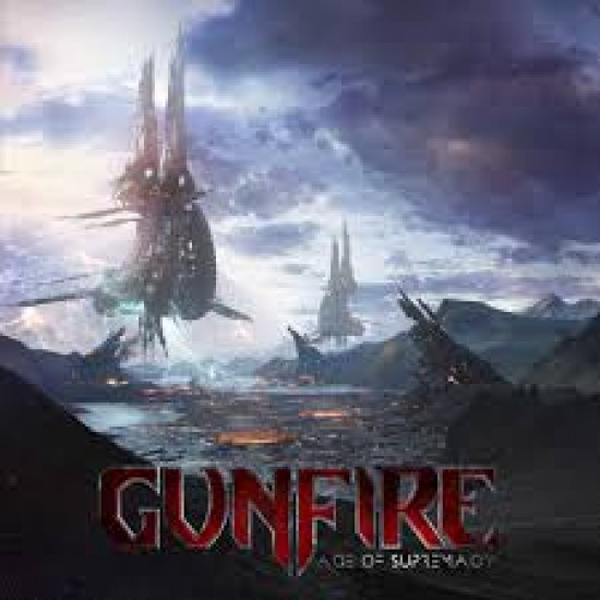 "GUNFIRE ""Age of Supremacy"" CD"