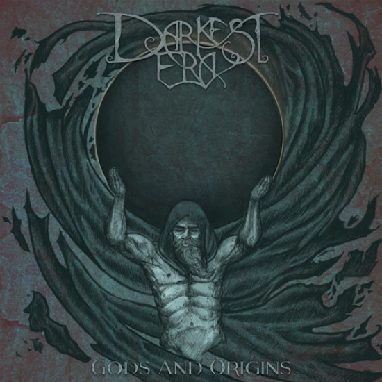 "DARKEST ERA ""Gods And Origins"" 7'' EP"