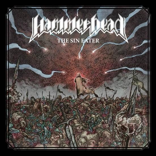"""HAMMERHEAD """"The Sin Eater"""" CD"""