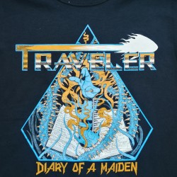 "TRAVELER ""Diary Of A Maiden"" TSHIRT"