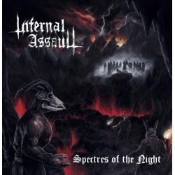 """INFERNAL ASSAULT """"Spectres of the Night"""" CD"""