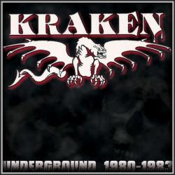 """KRAKEN """"Underground 1980-1983"""" CD"""