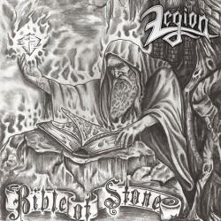 "LEGION ""Bible Of Stone"" CD"