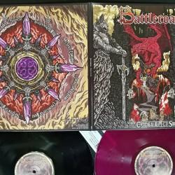 "BATTLEROAR ""Codex Epicus"" LP"