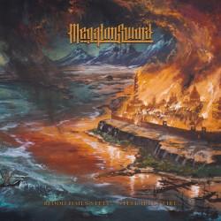 "MEGATON SWORD ""Blood Hails Steel"" CD"