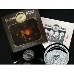 "PAGAN ALTAR - ""The Room Of Shadows"" BLACK DLP *PRE-ORDER*"