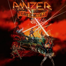 """PANZER """"Tierra De Metales"""" LP"""