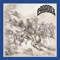 "PARADOX ""The Demo Collection 1986-1987"" DLP"