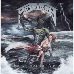 "POSEIDON ""Back From The Abyss / The Anthology"" CD"