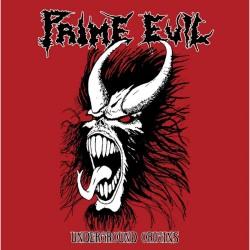 """PRIME EVIL """"Underground Origins"""" LP"""