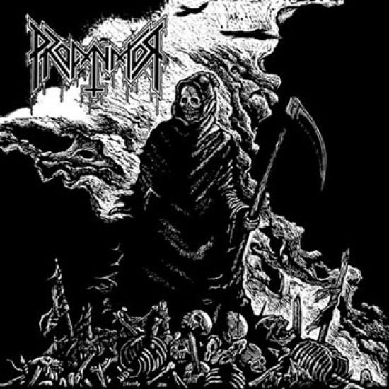 "PROFANATOR ""Deathplagued"" CD"
