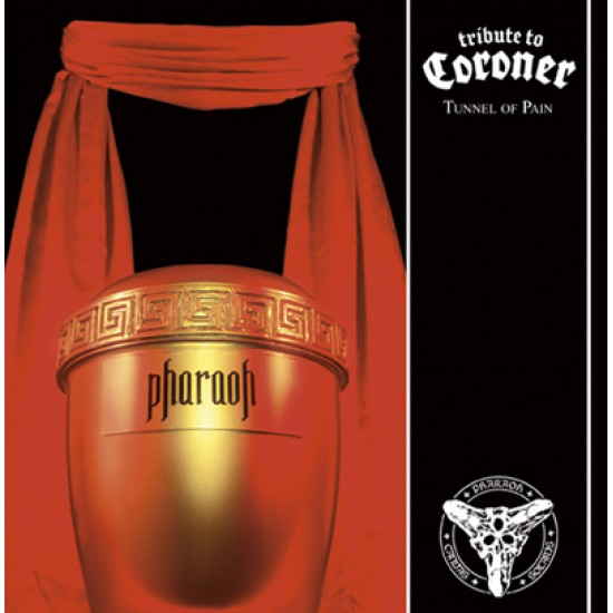 "PHARAOH / CANVAS SOLARIS ""Tribute to Coroner"" 7''"