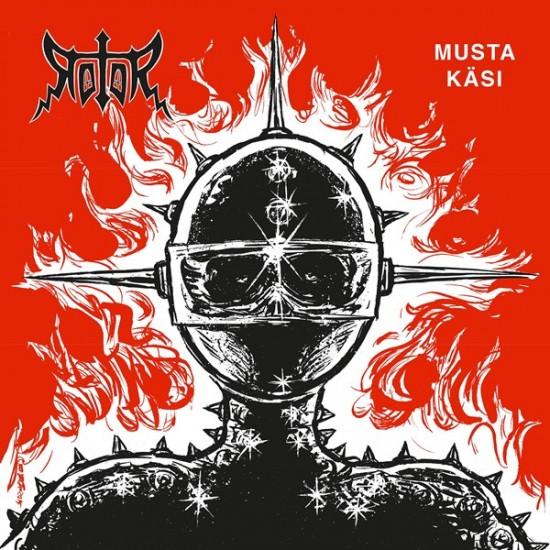 """ROTOR """"Musta Käsi"""" CD"""