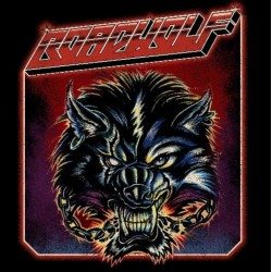 "ROADWOLF ""Unchain The Night"" LP BLACK"