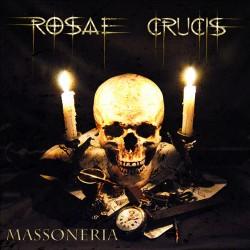 """ROSAE CRUCIS """"Massoneria"""" CD"""