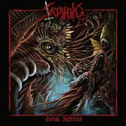 "SATANIKA ""Total Inferno"" CD"