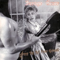 "SAVAGE GRACE ""After The Fall From Grace"" CD"
