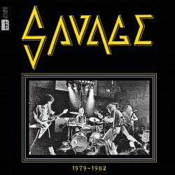 "SAVAGE ""1979-1982"" GATEFOLD LP"