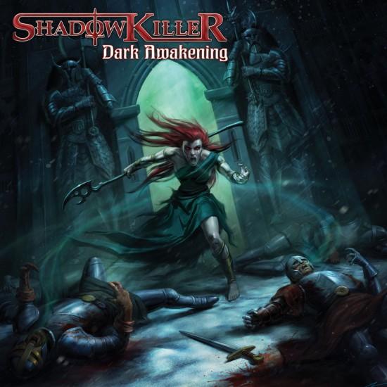 """SHADOW KILLER """"Dark Awakening"""" CD"""