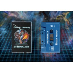 "SHADOW WARRIOR ""Cyberblade"" TAPE"