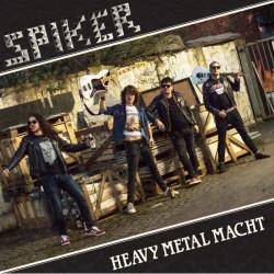"""SPIKER """"Heavy Metal Macht"""" LP"""