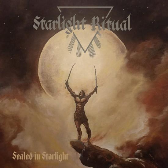 """STARLIGHT RITUAL """"Sealed in Starlight"""" CD"""