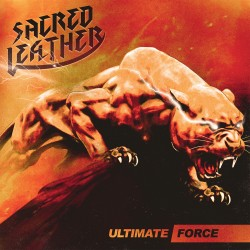 """SACRED LEATHER """"Ultimate Force"""" LP"""