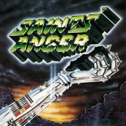 "SAINTS ANGER ""Danger Metal"" LP BLACK"