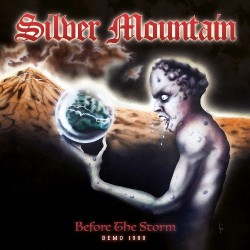 """SILVER MOUNTAIN """"BEFORE THE STORM"""" CD"""