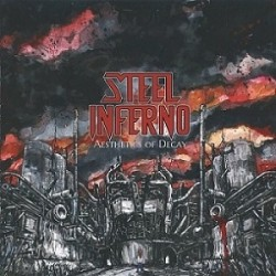 "STEEL INFERNO ""Aesthetics Of Decay"" LP"