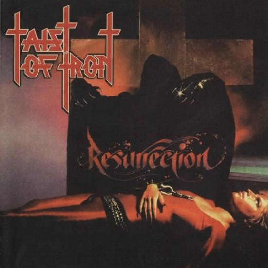 """TAIST OF IRON """"Resurrection"""" CD"""