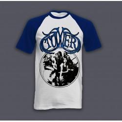 """TOWER """"Baseball tshirt"""" TSHIRT"""