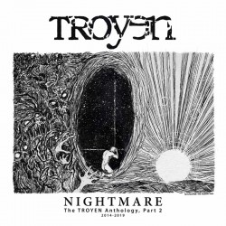 """TROYEN """"Nightmare  - The Anthology, Part 2"""" DLP"""