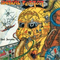 """UNREAL TERROR """"Hard Incursion"""" CD"""