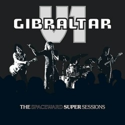 "V1 / GIBRALTAR ""The Spaceward Super Sessions"" MCD"
