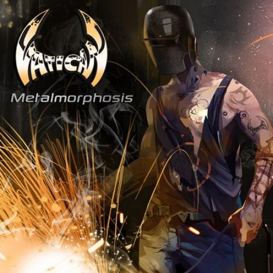 "VATICAN ""Metalmorphosis"" CD"