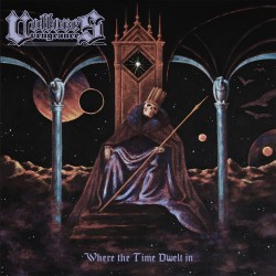 "VULTURES VENGEANCE ""Where The TIme Dwelt In"" LP"