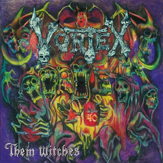 """VORTEX """"Them Witches"""" CD"""