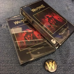 "WALPYRGUS ""Walpyrgus Nights"" TAPE"
