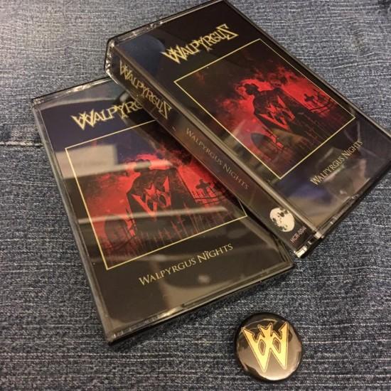"""WALPYRGUS """"Walpyrgus Nights"""" TAPE"""