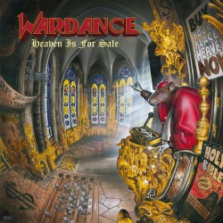 "WARDANCE ""Heaven Is For Sale"" CD"